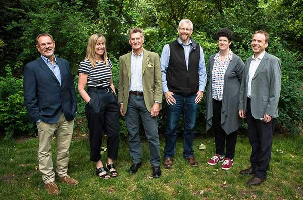 UKWAS Board of Directors