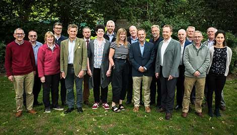 UKWAS Steering Group